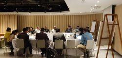 สคอ.ประชุมโครงการพัฒนารูปแบบความร่วมมือเพื่อขับเคลื่อนสุขภาวะ